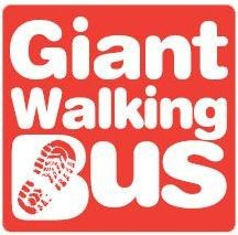 Bws Cerdded / Brakes Annual Giant Walking Bus